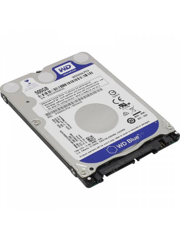 DISCO 2.5   500GB WD   SATA3  7mm