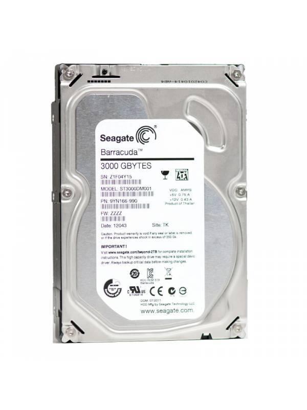 DISCO 3.5   3TB SEAGATE SATA3  BARRACUDA XT 64MB