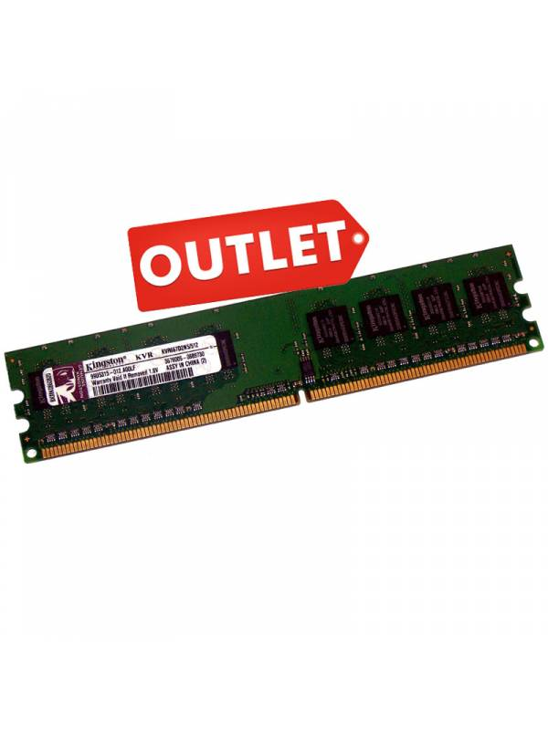 DDR2  512MB667 KINGSTON