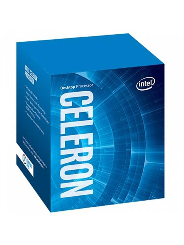 CPU INTEL S-1151 CELERON G3900  2.8GHz BOX