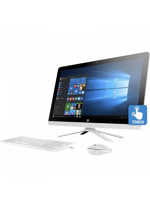 LCD PC 23.8 HP 24-G006NS I3-6 100/4GB/1TB/W10/64 TACTIL