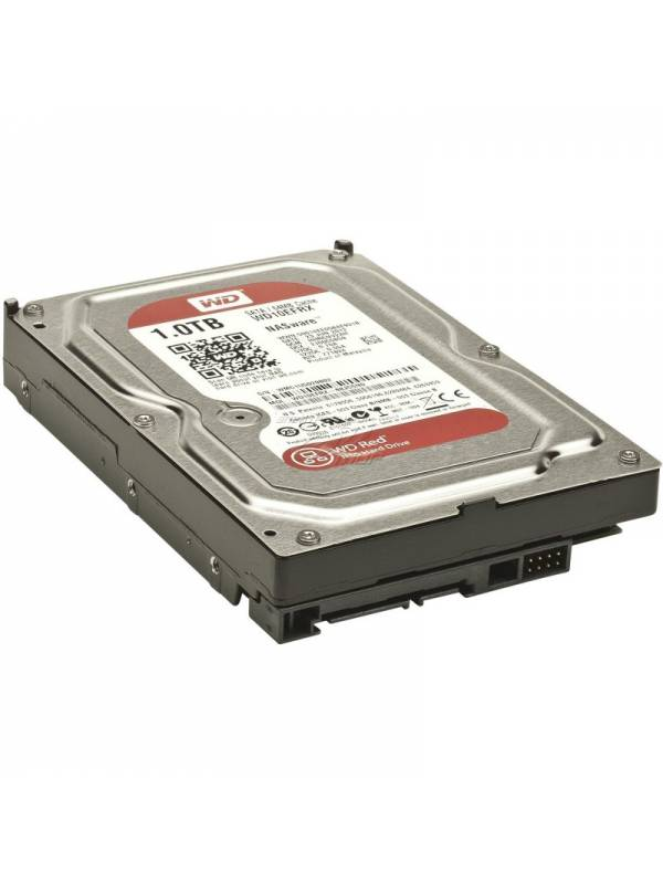 DISCO 3.5   1TB WD SATA3 RED   NAS WARE
