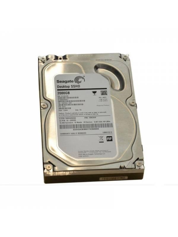 DISCO 3.5   2TB SEAGATE SSHD  SATA3 HIBRIDO