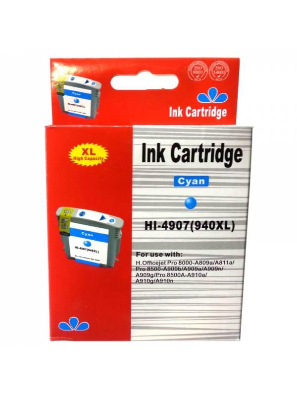 CARTUCHO INK HP 940XL CIAN