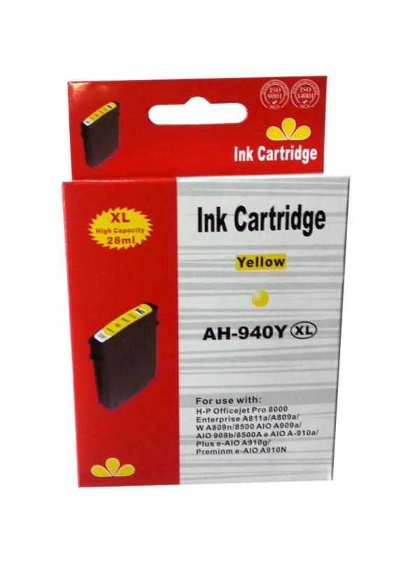 CARTUCHO INK HP 940XL AMARILLO