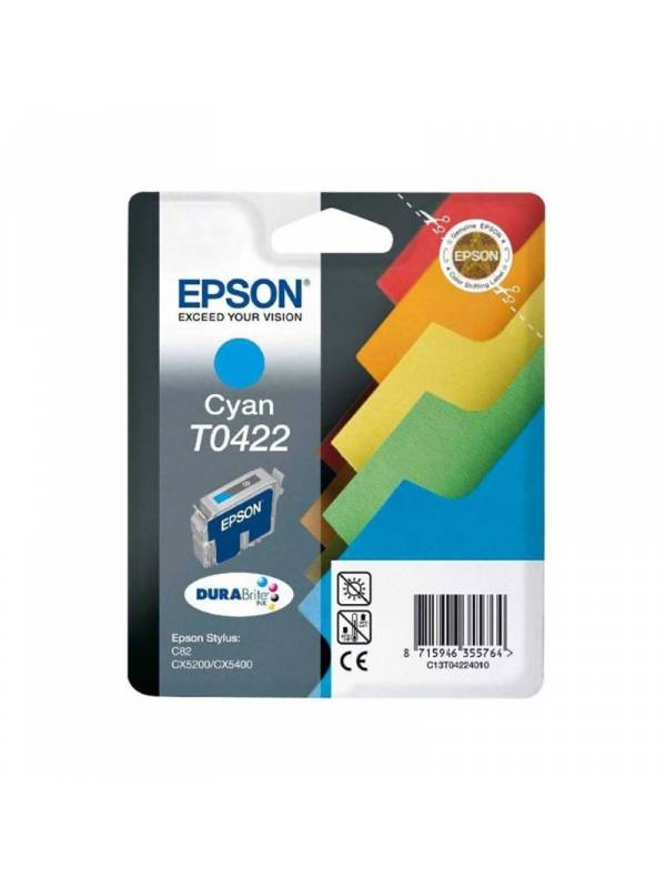 CARTUCHO EPSON T042240 CIAN
