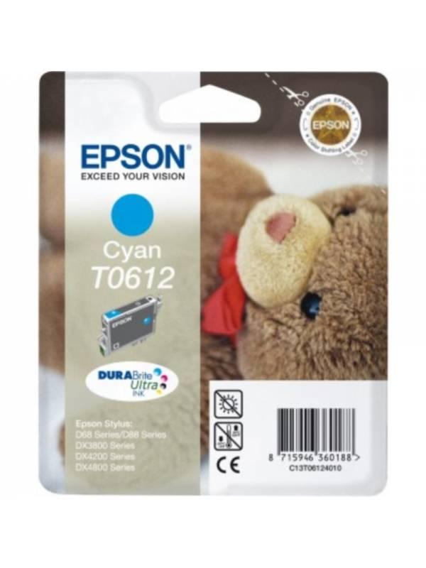CARTUCHO EPSON T061240 CYAN