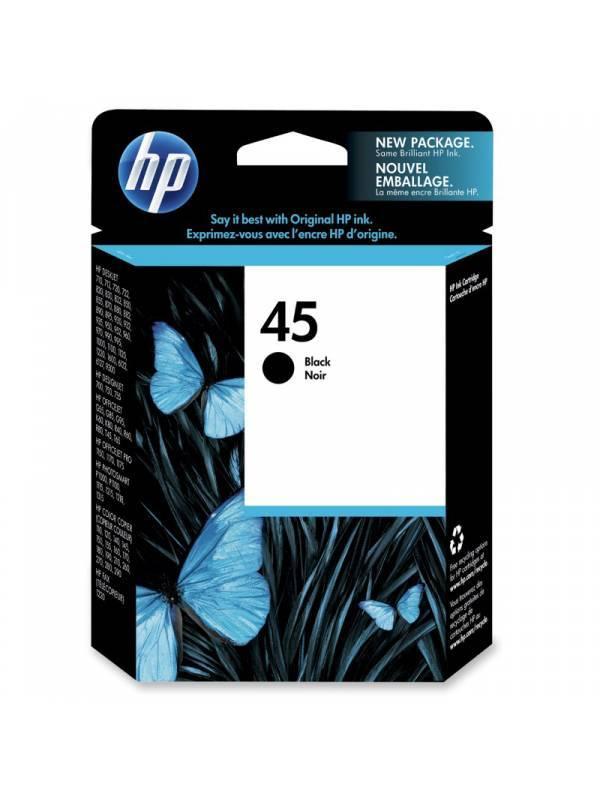 CARTUCHO HP 51645A  N45 NEGRO