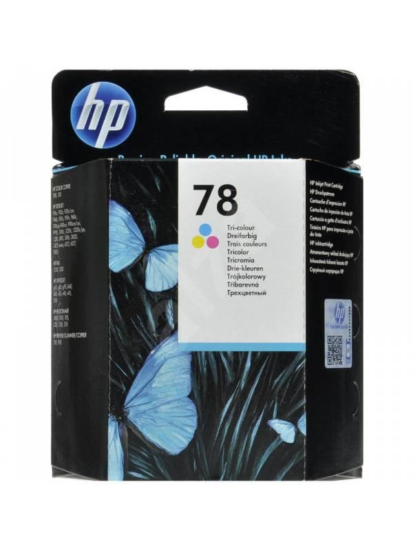 CARTUCHO HP C6578DE N78 3COLOR ES