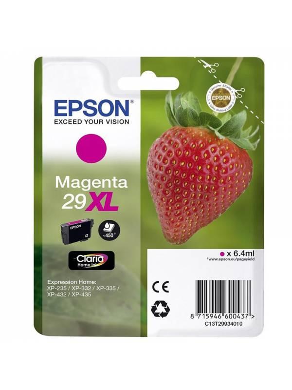 CARTUCHO EPSON T299340 29XL MA GENTA