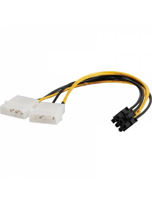 CABLE CORRIENTE VGA 6 PINS