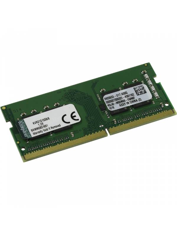 SODIMM DDR4 8GB2133 KINGSTON