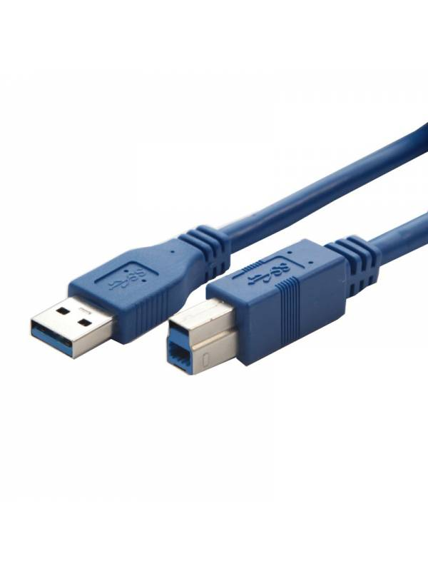 CABLE USB 3.0  1.8M A-B