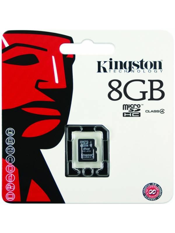 MEMORIA DG   8GB KINGSTON MSD SD