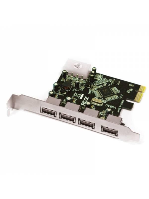 CONTROL. 4 PTOS USB 3.0 APPROX 0 PCIEX