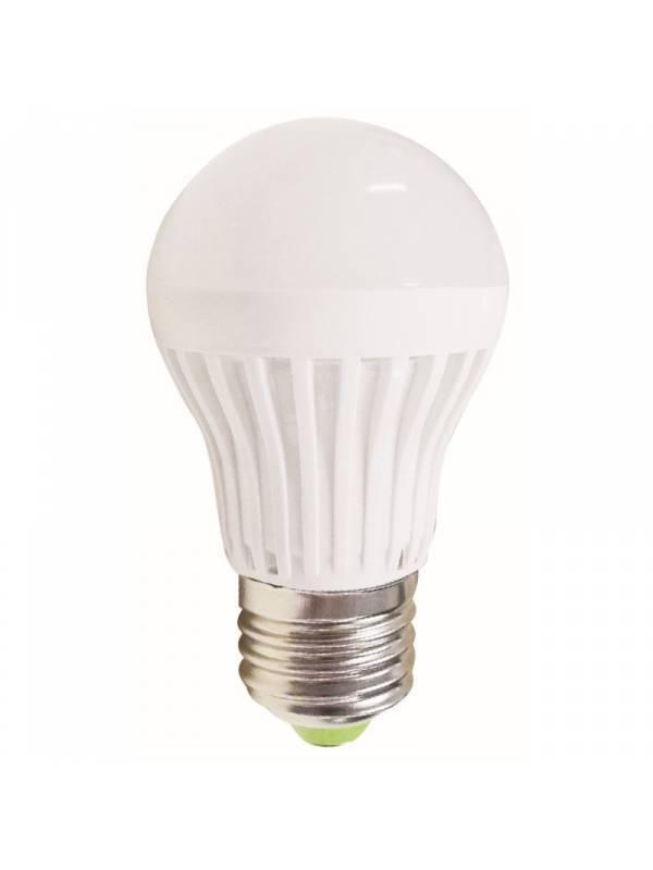 BOMBILLA LED E27 6000K  9W COO L WHITE  A+ 750lm