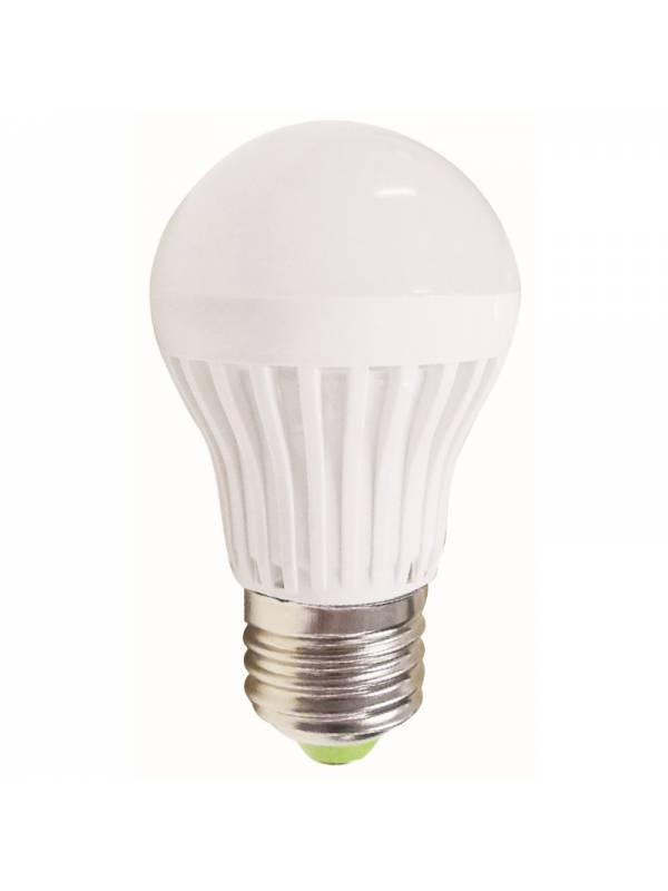 BOMBILLA LED E27 6000K  7W COO L WHITE  A+ 520lm