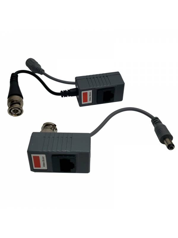 CABLE BALUN TRANS+RECEP AUDIO+ VIDEO+CORRIENTE