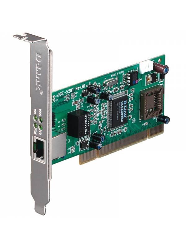 TARJ. RED 1000 DLINK PCI DGE-5 28T LOW PROFILE