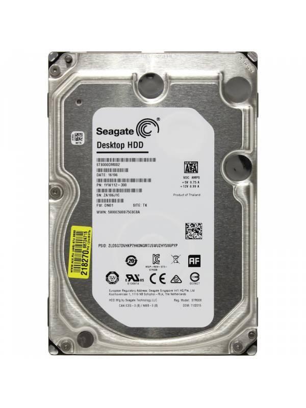 DISCO 3.5   8TB SEAGATE SATA3