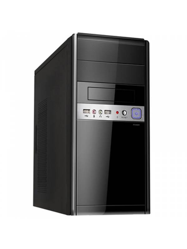 CAJA MICRO ATX UK-6011 NEGRA   USB 2.0 CONFUENTE