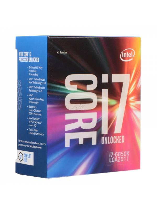 CPU INTEL S-2011 I7-6850K 3.6G HZ BOX
