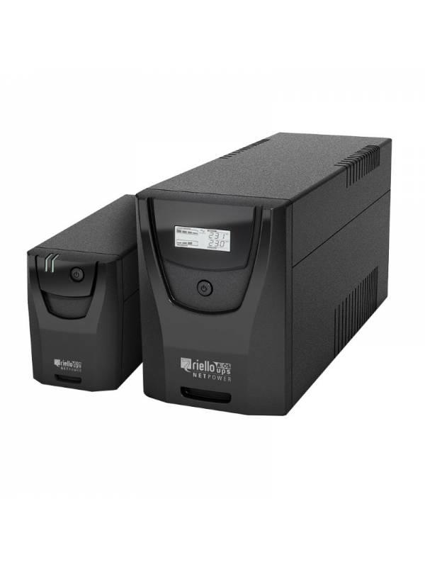 SAI 1.5KVA RIELLO NET POWER NP W1500900W