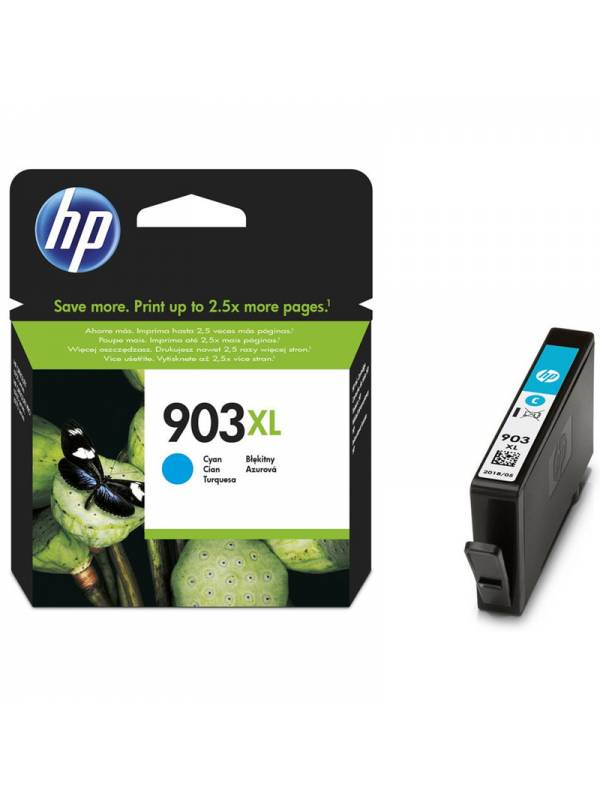 CARTUCHO HP T6M03AE 903XL CIAN