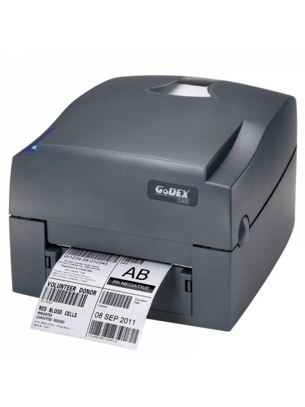 IMPRES. GODEX TICKET G500 USB LANSERIE NEGRA