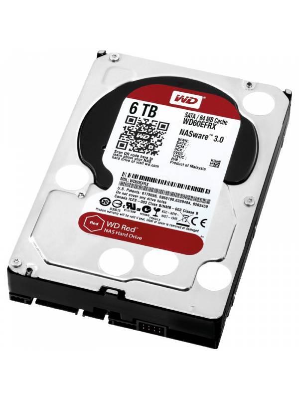 DISCO 3.5   6TB WD SATA3 NASW ARE RED
