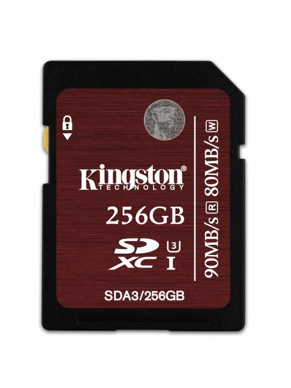 MEMORIA DG 256GB KINGSTON SD