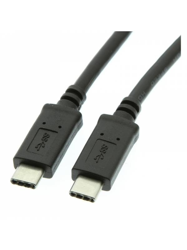 CABLE USB 3.1  1.8M TYPE-C M A  TYPE-C