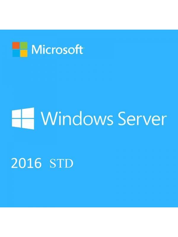 WINDOWS 2016 SERVER STD 64BIT
