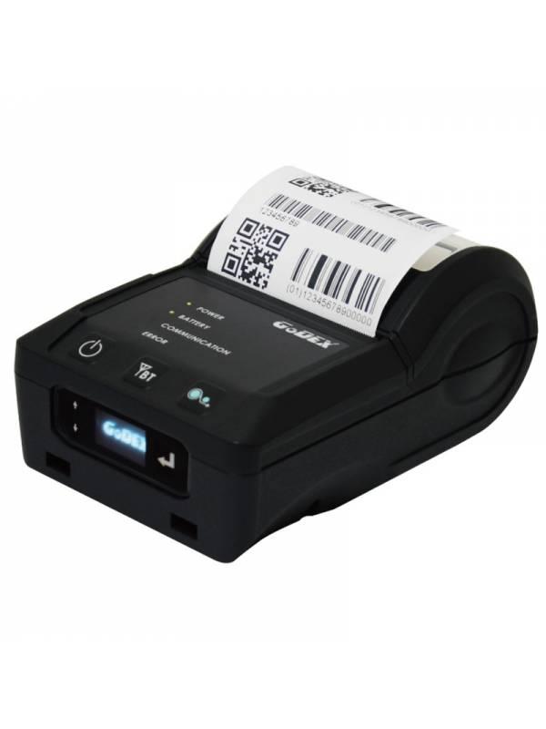 IMPRES. GODEX TICKET MX30I     BLUETOOTHUSBSERIE NEGRA