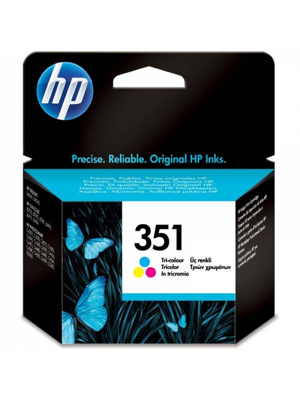 CARTUCHO HP CB337EE N351 COLOR