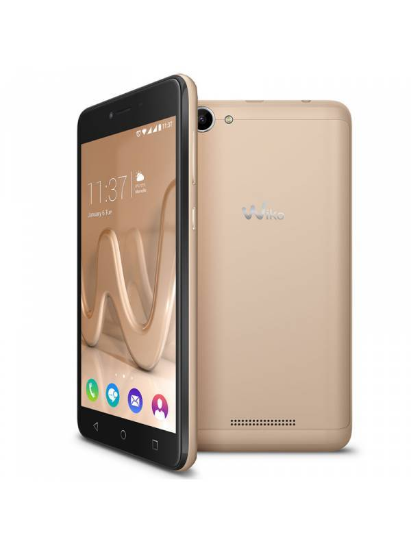 SMARTPHONE 5 WIKO LENNY 3 16  GB 1GB ANDROID 6.0 GOLD