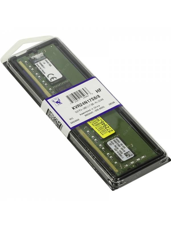 DDR4  8GB2400 KINGSTON CL17