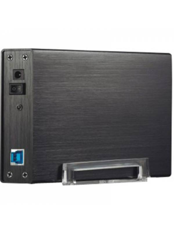 CAJA 3.5 USB 3.0 UNYKA NEGRA  SATA HASTA 3TB