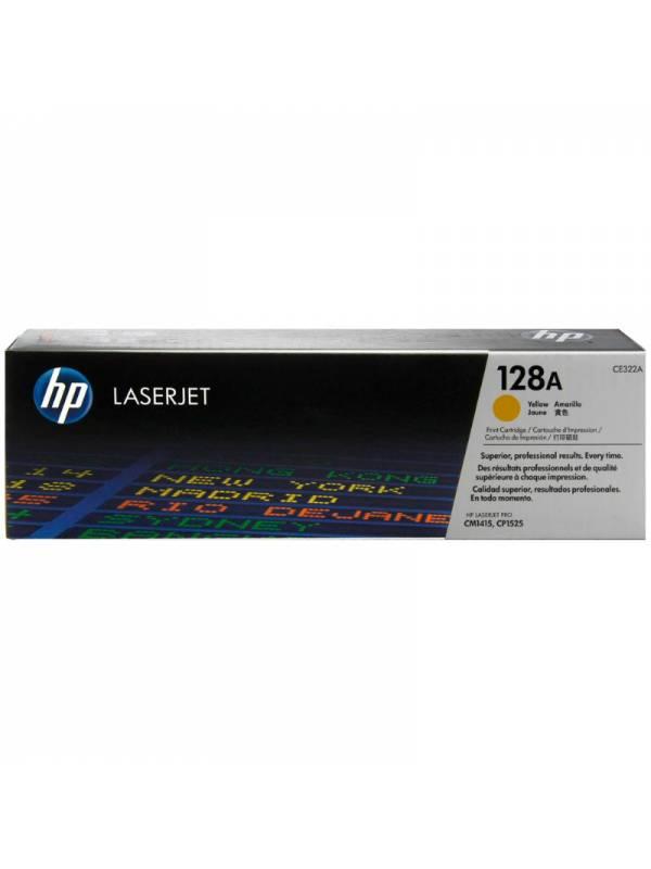 TONER HP CE322A 128A AMARILLO