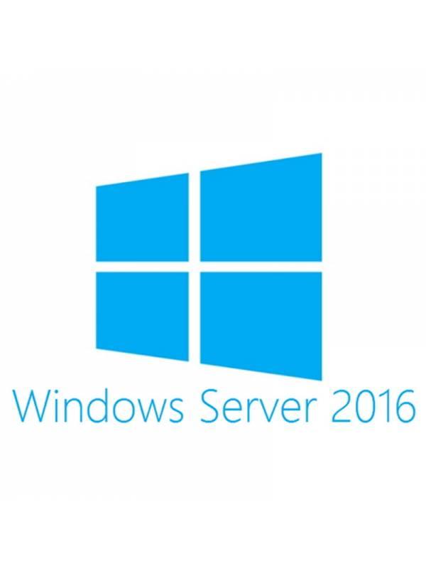 WINDOWS 2016 SERVER STD INGLES  64BITS