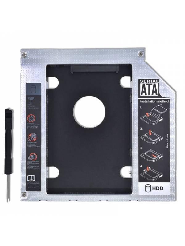 ADAPT. INTERNO HDDSSD PARA    PORTATIL HASTA 12.7mm