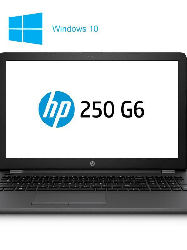 NB 15.6 HP 250 G6 I3-60064GB 500GBW10 NEGRO
