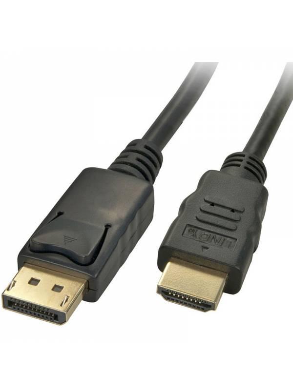 CABLE DISPLAY PORT A HDMI 2 M  MACHO