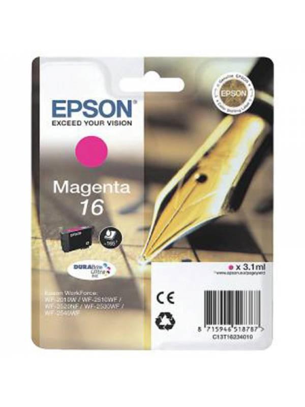 CARTUCHO EPSON T162340 MAGENTA
