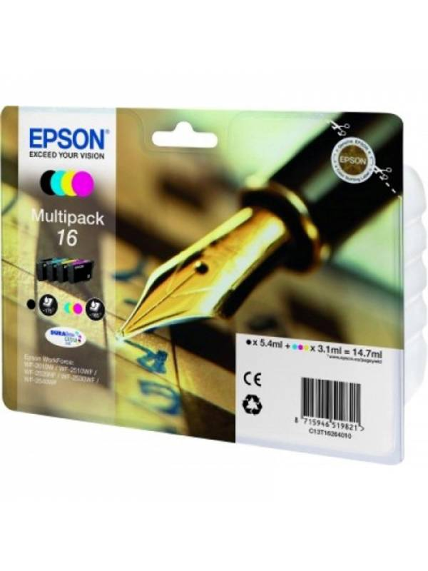CARTUCHO EPSON T162640 MULTIPA CK
