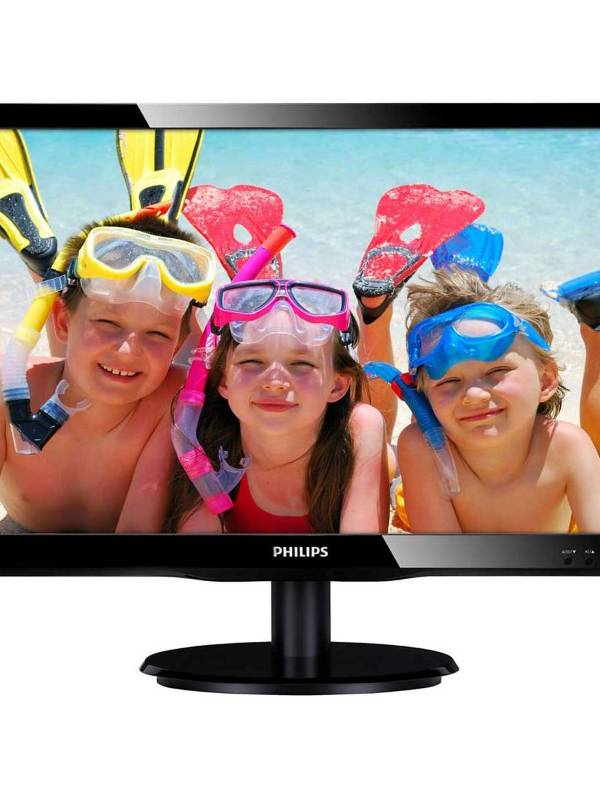 MONITOR 21.5 PHILIPS LED MM 2 26V4LAB NEGRO FULL HD