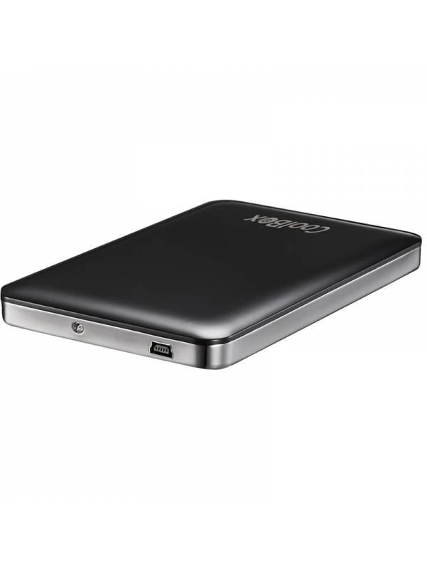 CAJA 2.5 USB 3.0 COOLBOX NEGR A