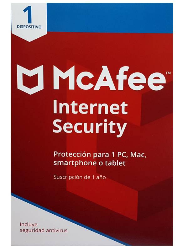 AV IS.  1LC MCAFEE SECURITY