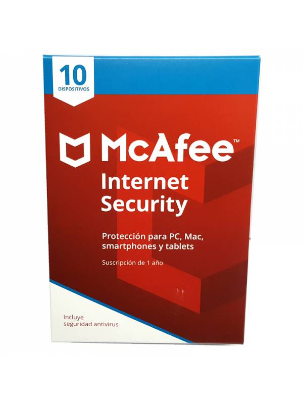 AV IS. 10LC MCAFEE SECURITY    18