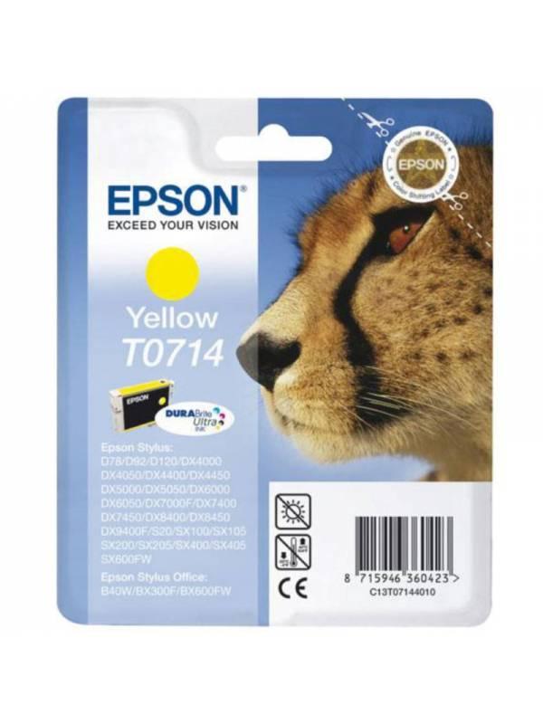 CARTUCHO EPSON T071440 AMARILL ILLO